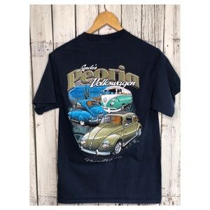 Port and Company Shirts - Volkswagen Graphic T-shirt
